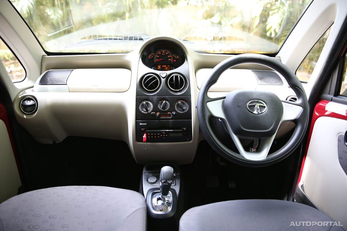 Tata Nano Genx Performance and Handling