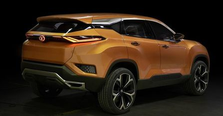 7 Seater Suv >> Tata Harrier Price, Launch Date in India, Review, Images & Interior | AutoPortal.com