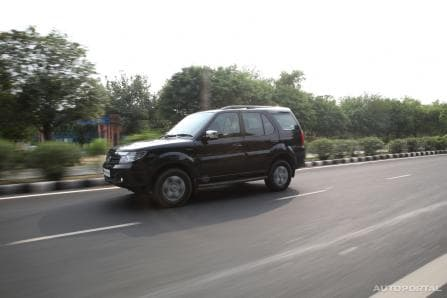 Tata Safari Storme Overview - Photo