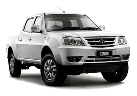 Tata Xenon XT Exterior - Photo