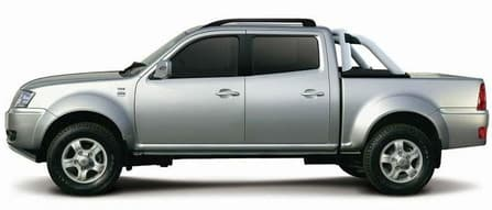 Tata Xenon XT Overview - Photo