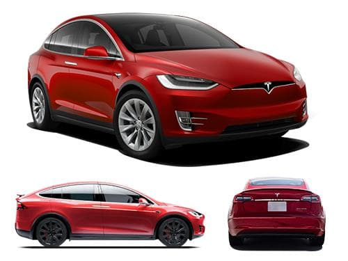 Tesla Model X Price, Launch Date in India, Review, Images ...