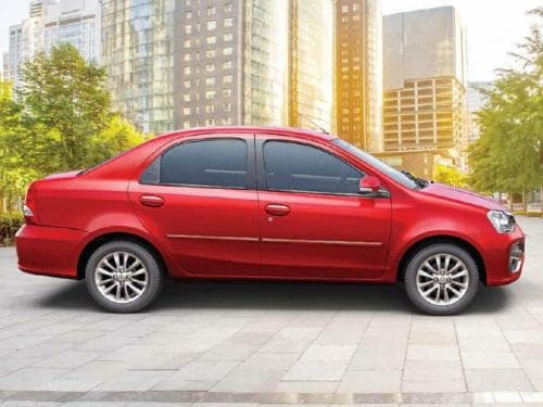 Toyota Platinum Etios Price In India Avail July Offers Reviews