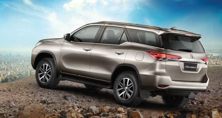 toyota fortuner price in indiaavail july offers reviews images
