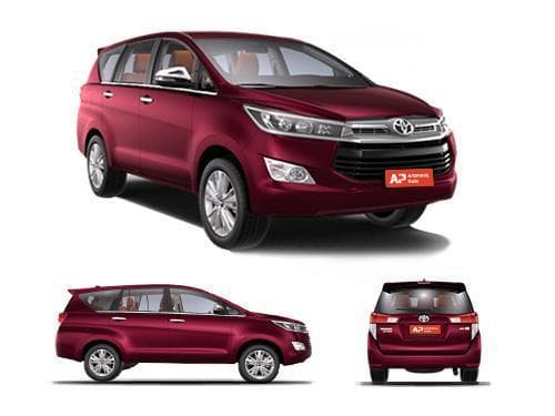 Toyota Innova Crysta Price In India Images Specs