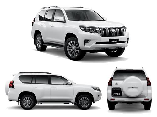 toyota land cruiser prado price in india images specs. Black Bedroom Furniture Sets. Home Design Ideas