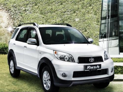 Toyota Rush Price in India, Launch Date, Review & Images