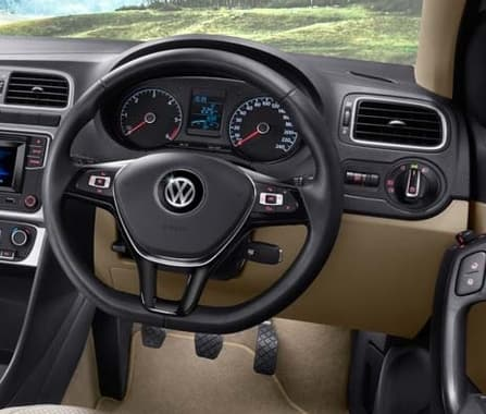 Volkswagen Ameo Braking and Safety
