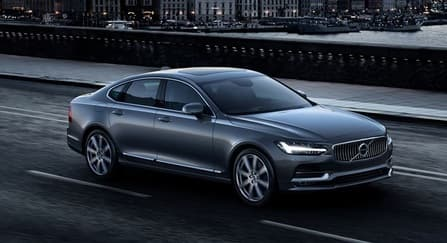 Volvo S90 Overview