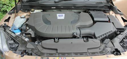 Volvo V40 Cross Country Engine & Transmission