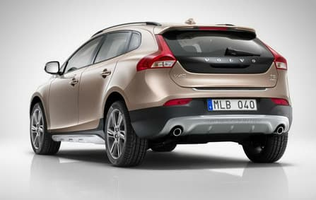 Volvo V40 Cross Country Exterior