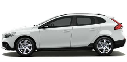 Volvo V40 Cross Country Overview - Photo