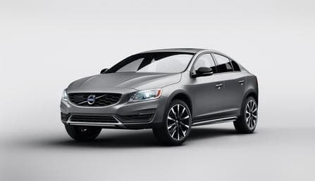 Volvo S60 Cross Country Overview