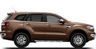 Ford Endeavour 3.2L 4X4 AT Titanium Plus