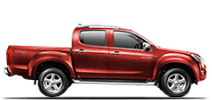 Isuzu Dmax V-Cross 4X4