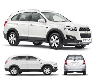 Chevrolet Captiva Price In India Images Specs Mileage