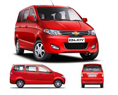 Chevrolet Enjoy Price In India Images Specs Mileage Autoportal