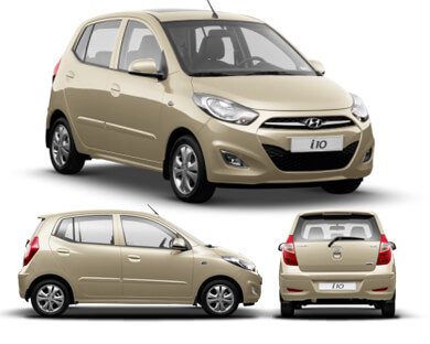 Hyundai i10 (2007-2010) Price in India, Images, Specs, Mileage ...