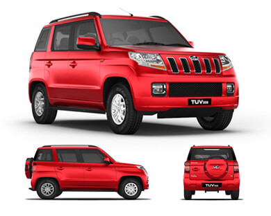Mahindra Tuv300 Price In India Avail March Offers Reviews Images