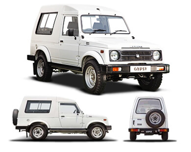 Maruti Suzuki Gypsy Price In India Images Specs Mileage