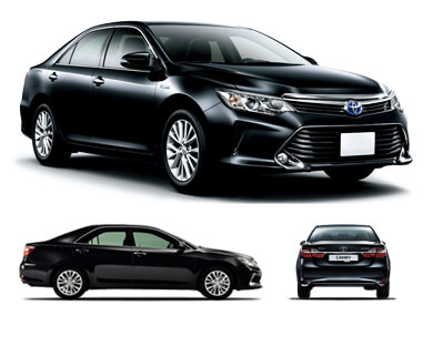 Toyota Camry 2017 2018 Has A Fuel Tank Capacity Of 70 Liters