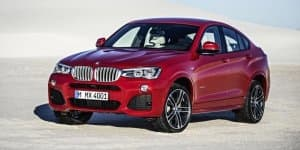 2014 Geneva Motor Show: BMW X4 revealed at Geneva Motor Show