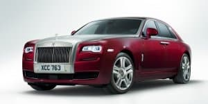 Rolls-Royce Ghost Series II could launch in India by November