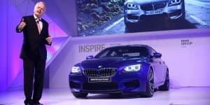 BMW M6 Gran Coupe launched in India at INR 1.75 Crore