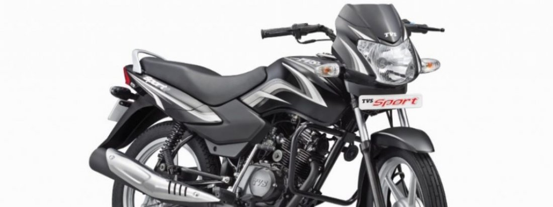 Tvs Sport Silver Alloy Edition Launched At Rs 38961 Autoportal