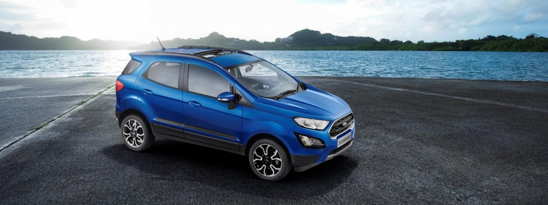 New Ford Ecosport S And Signature Edition Launched In India Autoportal