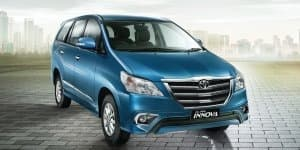 Toyota annouces recall for 45,000 Innovas in India