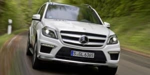 Mercedes-Benz GL63 AMG arrives tomorrow
