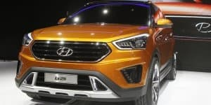 2014 Beijing Motor Show: Hyundai unveils ix25 exclusively for Chinese market
