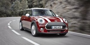 New MINI launched in Asia