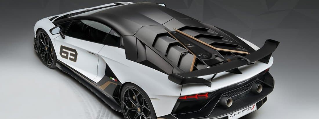 Limited Edition Lamborghini Aventador Svj 63 India Launch In 2019
