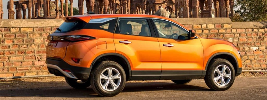 Tata Harrier Based 7 Seater Suv Launching In 2019 Report Autoportal