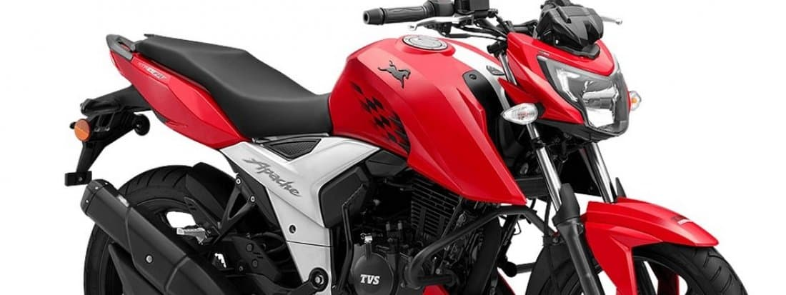 TVS Apache RTR 160 4V ABS launched - AutoPortal | New