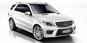 Mercedes Benz ML63 AMG launched in India at Rs 1.49 crore