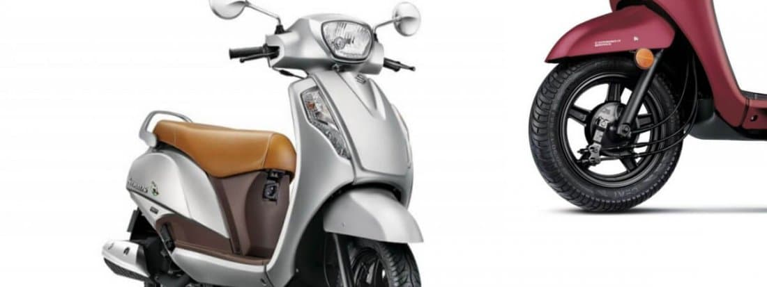 Suzuki Access 125 with Drum Brake & Alloy Wheels Launched at