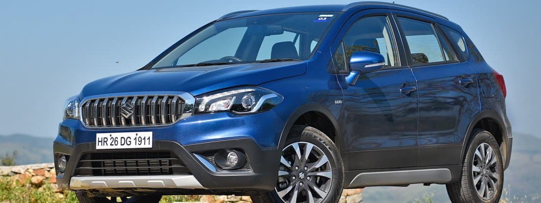 Maruti S-Cross Available with Huge Discounts Upto Worth Rs