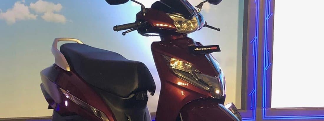 Honda Activa 125 Bs6 Smarter And Silent Image Gallery