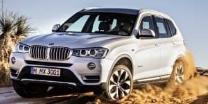 New X3 to join newly launched X5