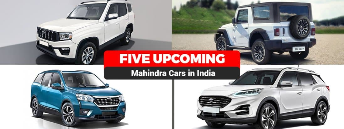 Five Upcoming Mahindra Cars In India 2019 And 2020