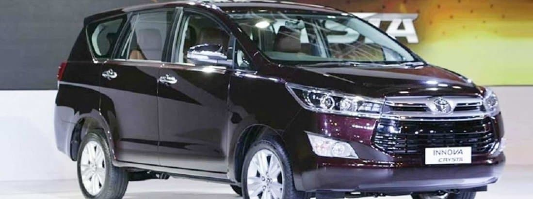 2020 toyota innova crysta gets stylish looks  details inside