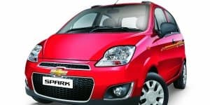 Chevrolet Spark Limited Edition launched at Rs 3.44 lakh