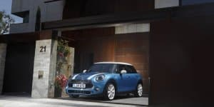 2015 Mini Cooper 5-door revealed online