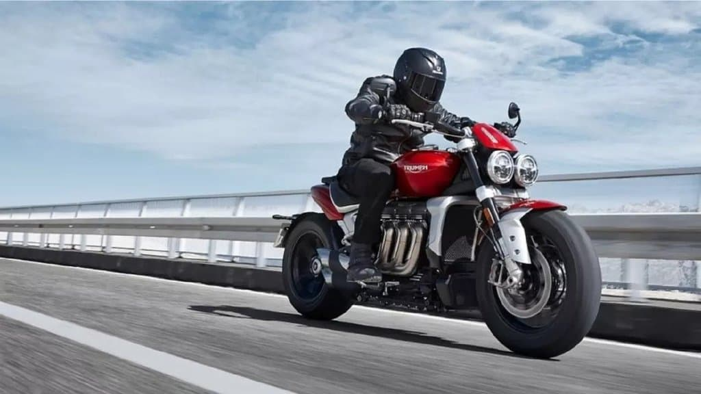 New Triumph Rocket 3 Launched in India At Rs 18 lakhs