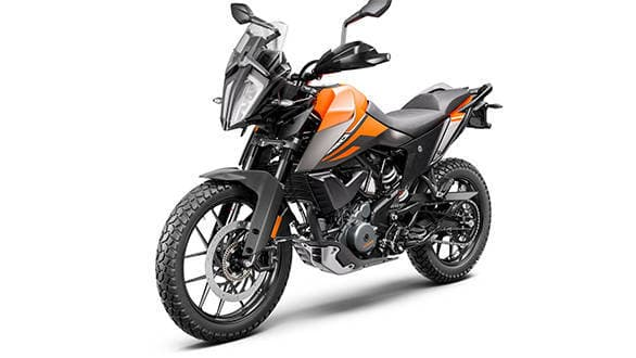 KTM 390 Adventure Launched in India At Rs 2.99 Lakhs