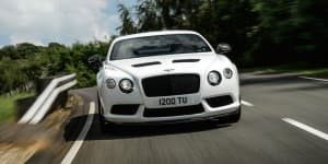 Bentley building the ultimate Continental GT: the GT3-R