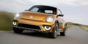 VW Dune Concept is a hit